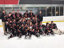 Boys Varsity Hockey Win ChiTown Tournament